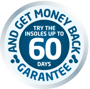 Get your money back for 60 days