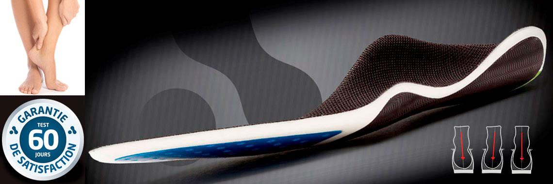 Les semelles Align Footwear